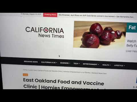 California News Times Illegally Scrapes Oakland News Now Content For Use On Google News
