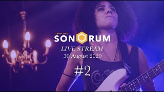 Officine Sonorum Live Stream Episode 2