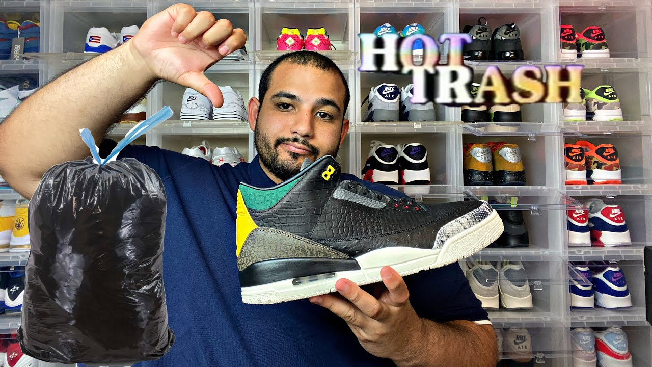 "AIR JORDAN RETRO 3 ""ANIMAL INSTINCT 2.0"" SE REVIEW & SNEAK PEEK OF MY SNEAKER COLLECTION"