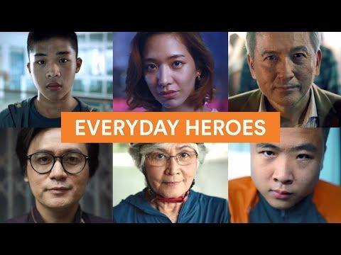 Everyday Heroes by FWD - เราทุกคนเป็นฮีโร่ในแบบของตัวเองได้