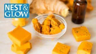 Quick CBD Turmeric Ginger Sweets Recipe