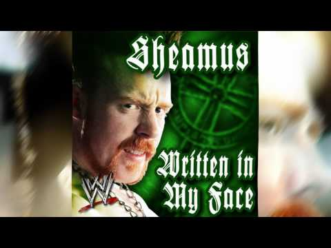 Sheamus 2011 New Theme Song (Jim Johnston - Written In My Face) + Download Link: AAC & MP3