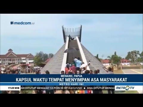 "Presiden Jokowi Resmikan ""Markas Avengers"" Di Merauke"