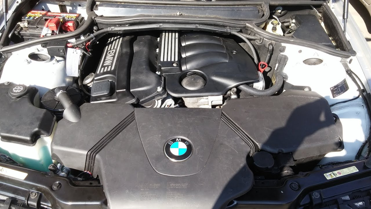 Bmw 318i e46 N42B20 szép motorhang nice engine sound  YouTube