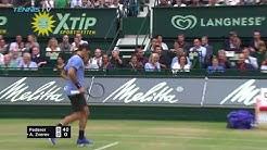 Roger Federer beats Zverev to win ninth Halle title | Gerry Weber Open Halle 2017 Final Highlights