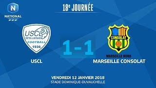 Creteil vs Marseille Consolat full match
