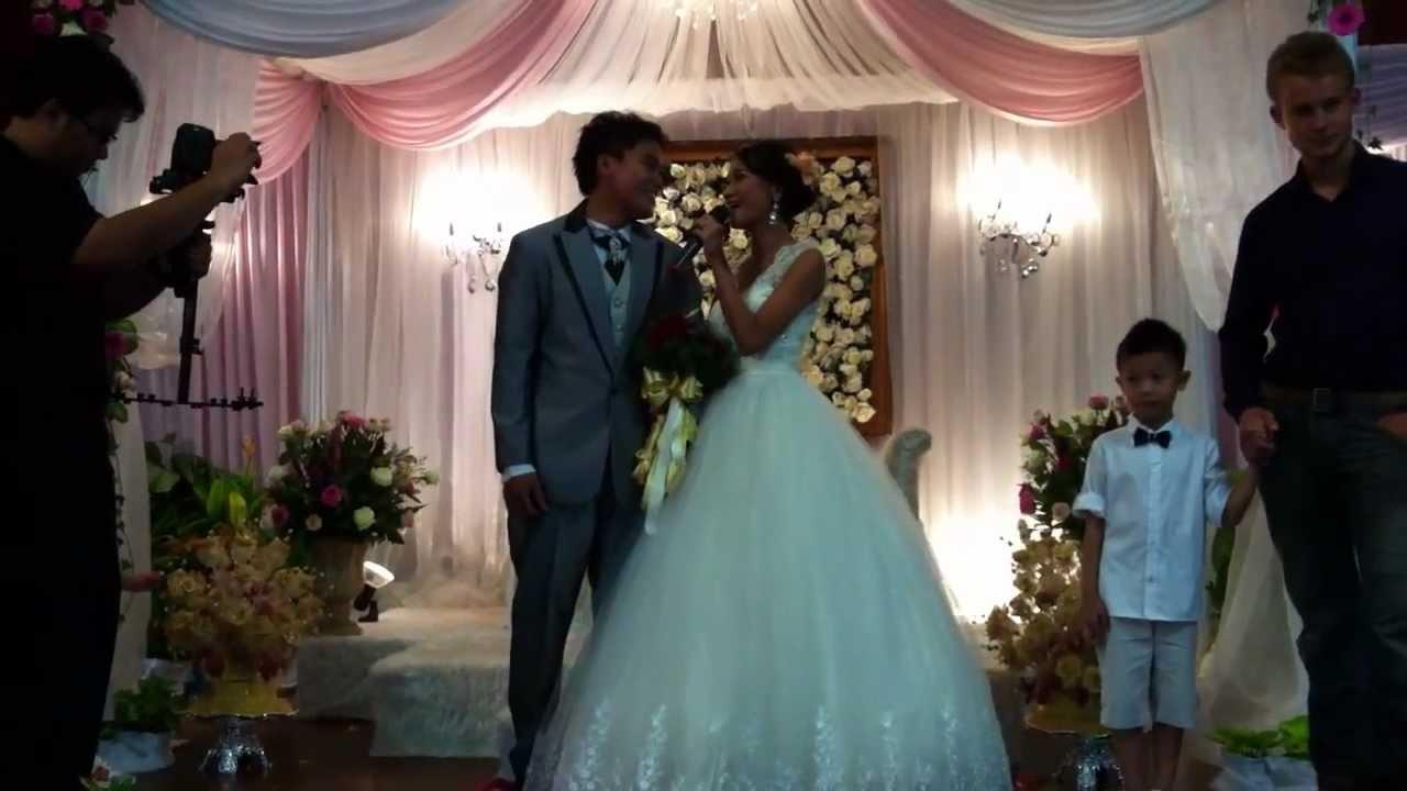 Izyan Apols Wedding March In Song