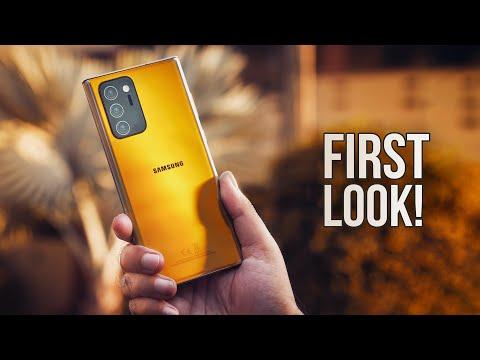 Samsung Galaxy Note 20 - FIRST LOOK!