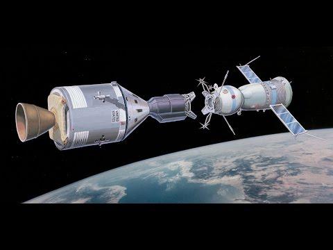 «Союз» - «Аполлон»: стыковка двух систем