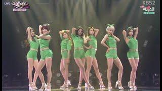 AOA(에이오에이) -단발머리(Short Hair)교차편집(stage mix)