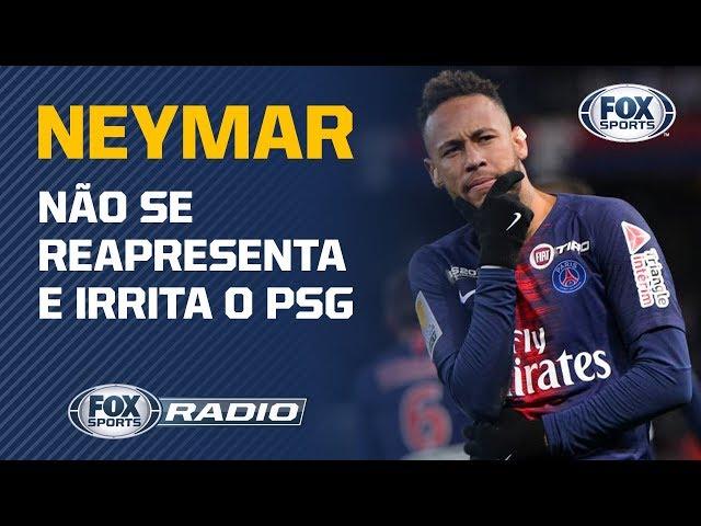 E AGORA, NEYMAR? Jogador pode ser  PUNIDO pelo PSG por não se reapresentar ao clube!