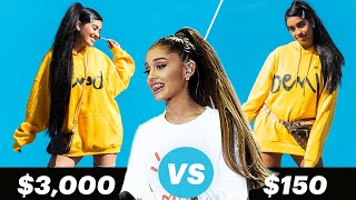 Download $3,000 Vs. $150 Ariana Grande Outfit Mp3 and Videos