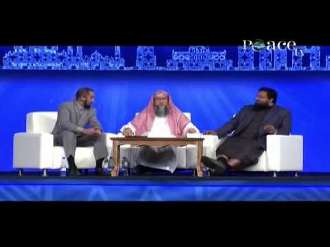 Comfort Zone - Dubai International Peace Convention 2014 Q&A