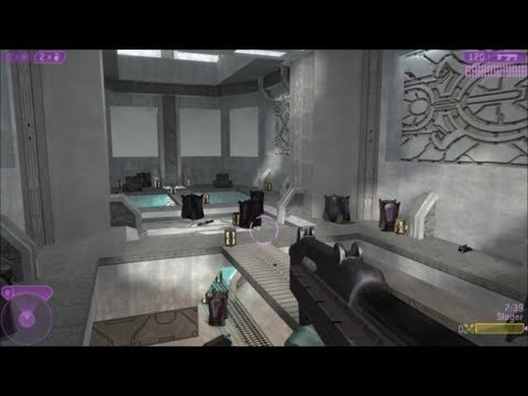 The Forgotten Map Of Halo 2