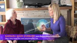Understanding importance of conscious evolution - Barbara Marx Hubbard
