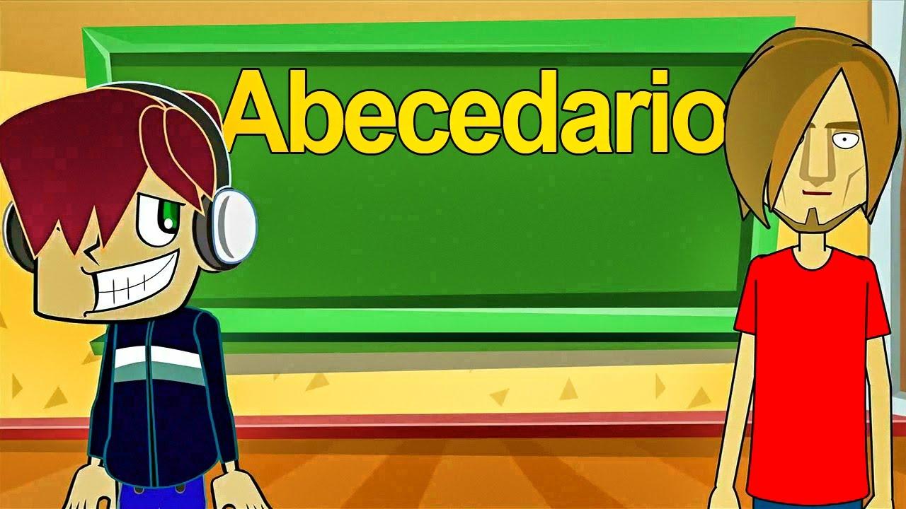 la canción del abecedario en español el rap del abc videos