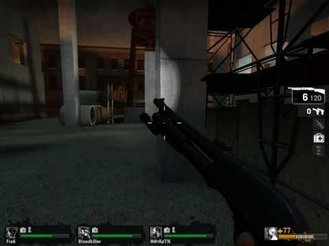 lead 4 dead Tank