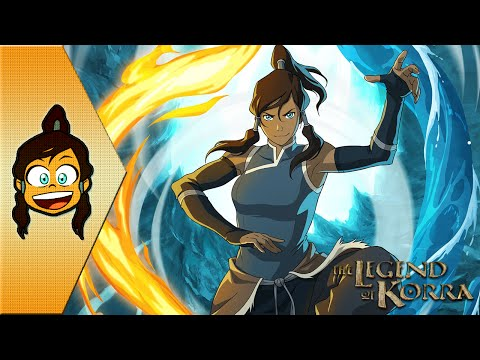 Legend of Korra - Fresh Air [MP3]