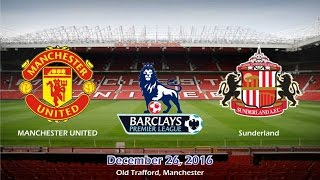 Manchester United Vs Sunderland 3-1 All Goals & Highlights 26/12/2016 | Premier League 2016/2017