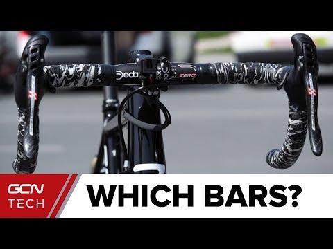 What Handlebars Do Pro Cyclists Use? | Abu Dhabi Tour 2018