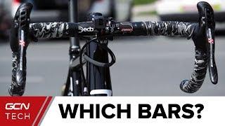 What Handlebars Do Pro Cyclists Use? | Abu Dhabi Tour 2018 thumbnail