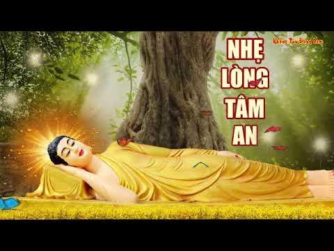 Nghe Lời Phật Dạy Mỗi Đêm Dễ Ngủ Tâm An Mọi Việc Thuận Lợi Vô Cùng