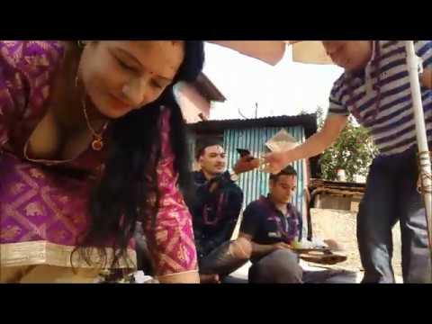 Download Tihar Tika ||Dipawoli 2019 hot aunty cleavage