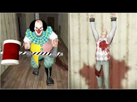 Horror Clown Pennywise Version 1.1.2 Full Gameplay