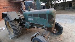 Antique LANZ 24 tractor model 1951full feature & specification