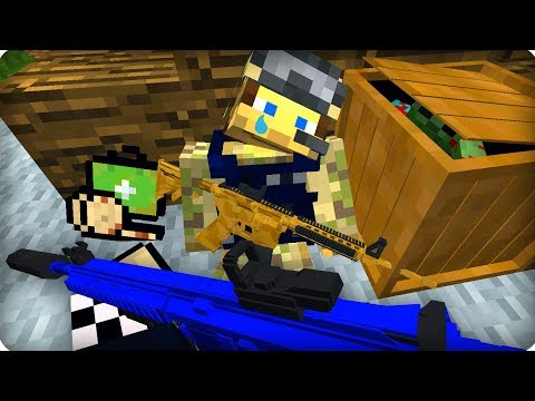 Нашел лагерь военных [ЧАСТЬ 34] Зомби апокалипсис в майнкрафт! - (Minecraft - Сериал)