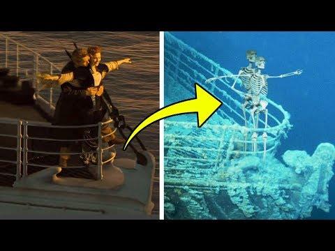 История Титаника, о