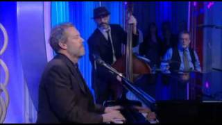 The One Show Hugh Laurie   Hallelujah I Love Her So