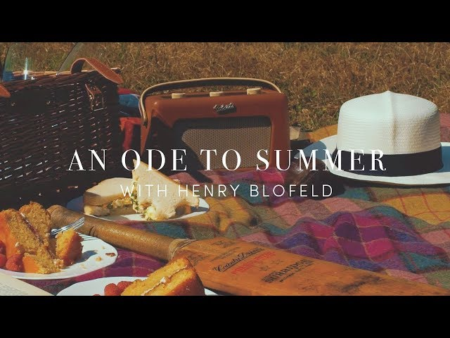 An Ode To Summer With Henry Blofeld