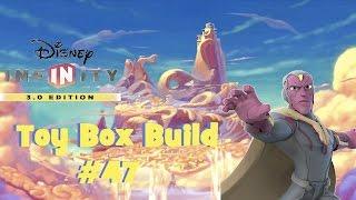 Building Mount Olympus in Disney Infinity 3.0! Toy Box Build [47]