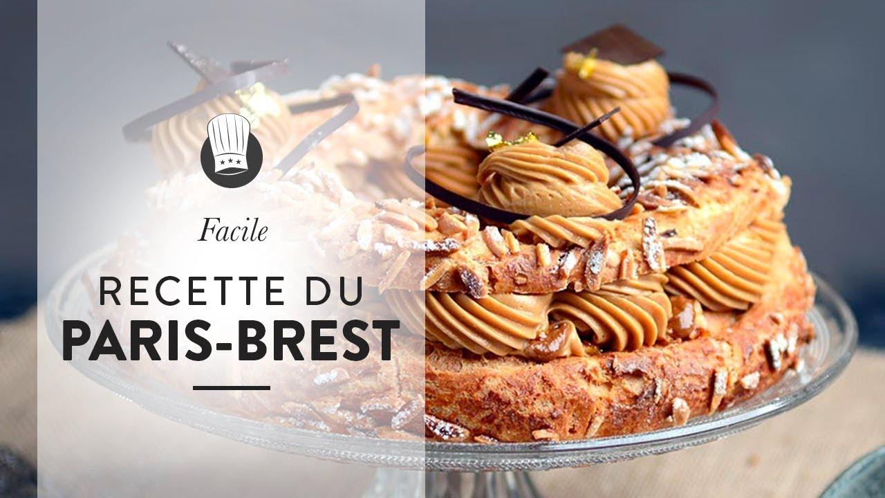 Recette Du Paris Brest Facile Youtube