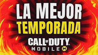Viene la MEJOR TEMPORADA de Call of Duty Mobile