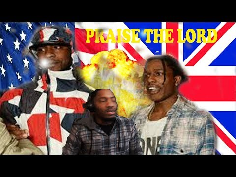 A$AP Rocky - Praise The Lord (Da Shine) (Official Video) ft. Skepta | NoLifeShaq REACTION