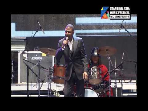 Bitty McLean + Sly & Robbie live in Guangzhou Chinese TV footage