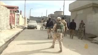 اشتباكات بين القوات العراقية وتنظيم الدولة شرقي الموصل