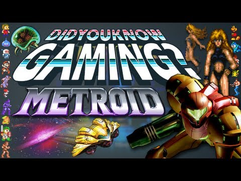 Metroid - Did You Know Gaming - Edited by Innagadadavida