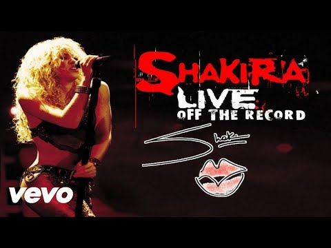 Download Shakira Live & Off The Récord
