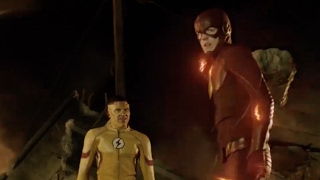 The Flash - Untouchable   Official Trailer (2017)