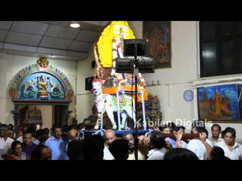 Highgatehill Murugan Temple  Kanthasasty 2015 Day 5 Event