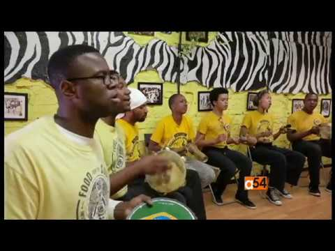 Capoeira Angola Connects People to African Heritage