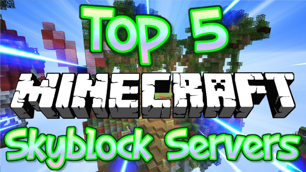 best skyblock server 1.8
