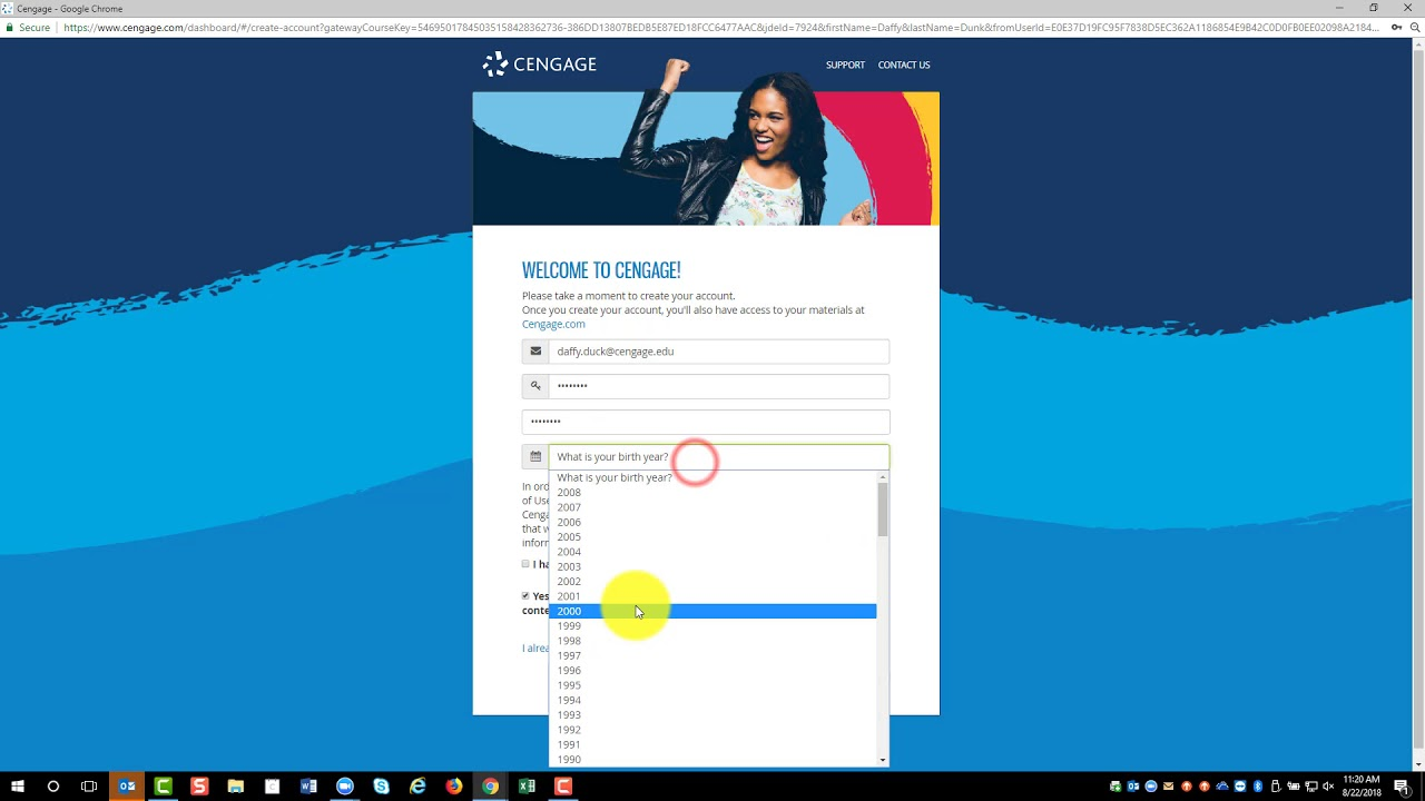 Cengage Unlimited - Transferring Cengage Unlimited Access from One Account  to Another