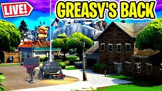 🔴 *NEW* GREASY GROVE & MOISTY MIRE ARE BACK!! UPDATE V10.30 LEAKS, PATCH NOTES (FORTNITE LIVE)
