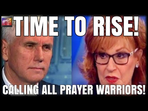 CALLING ALL PRAYER WARRIORS! 'Army of God' calls for Joy Behar to be Removed From the View