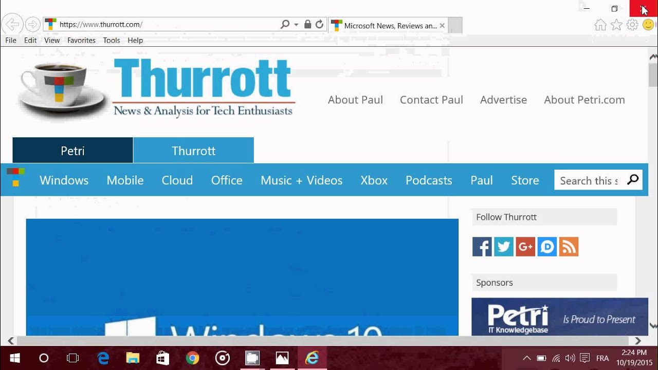 Windows 10 Basics The F keys on your PC keyboard - YouTube