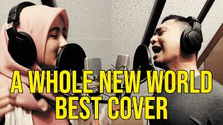 Gambar cover A WHOLE NEW WORLD (COVER VERSI INDONESIA OLEH RADITYA DIKA DAN ARAFAH RIANTI)